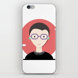 Notorious RBG iPhone Skin