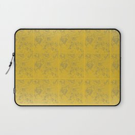 Coins Dropping Laptop Sleeve