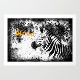 Africa II Art Print