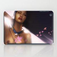 pocahontas iPad Cases featuring Pocahontas by JéTaun