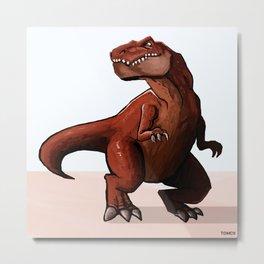 Dino Metal Print
