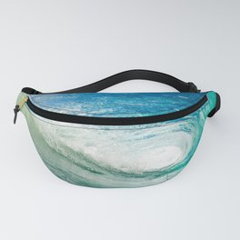 Wave Tube Fanny Pack