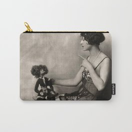 Naughty Dolly Carry-All Pouch