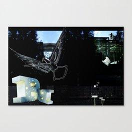 RRR Canvas Print
