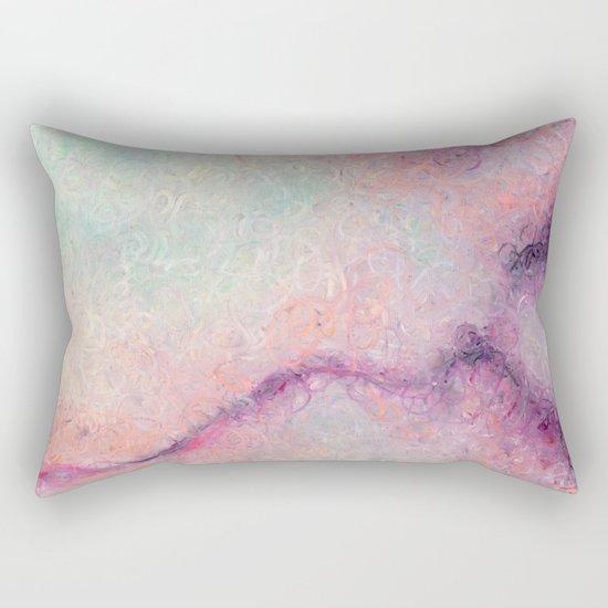 Connecting (Pt. 1) Rectangular Pillow