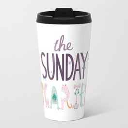 The Sunday Scaries Travel Mug