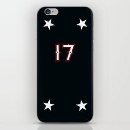 """Givenchy """"17"""" iPhone Skin"""