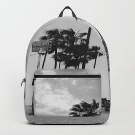 ~Palm trees on the beach~ Backpack