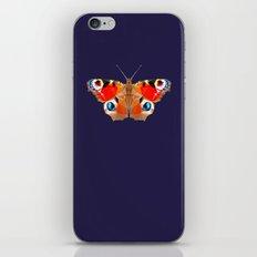 Geometric Butterfly iPhone & iPod Skin