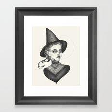 Witchcraft Framed Art Print