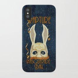 Rapture Masquerade Ball 1959 iPhone Case