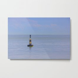 The Buoy Metal Print