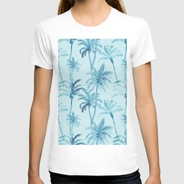 Watercolor Palm Trees 2 T-shirt