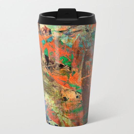 Huáscar and Atahualpa Metal Travel Mug