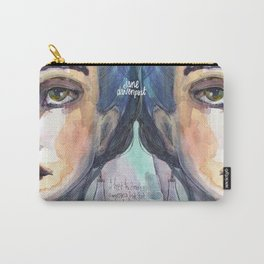Frida Forever by Jane Davenport Carry-All Pouch