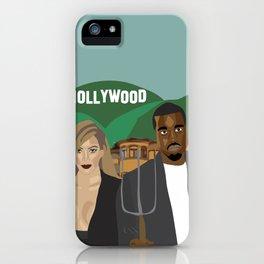 KimYe American Gothic iPhone Case