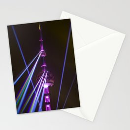 Pearl Tower Shanghai Stationery Cards