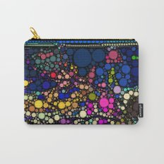 Stained Glass Jewels Carry-All Pouch