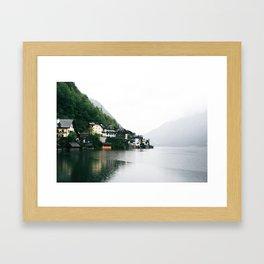 Hallstatt XI Framed Art Print
