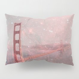 Stardust Covering San Francisco Pillow Sham