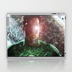 The Green Lantern  Laptop & iPad Skin