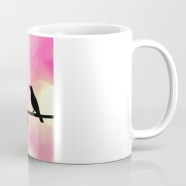 Birds on a Wire Coffee Mug