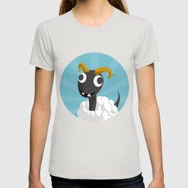 The Dino-zoo: Sheep-saurus T-shirt