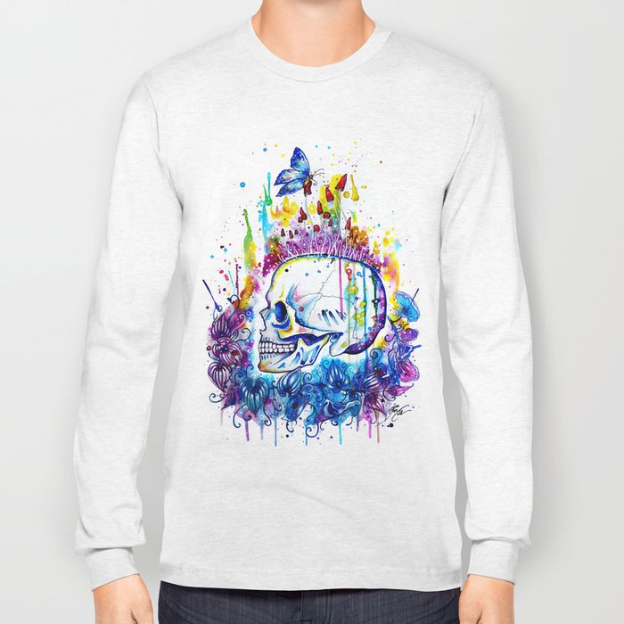 """Nature Punk"" Long Sleeve T-shirt"