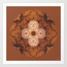Crystalline Art Print