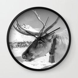 REIN 2 Wall Clock