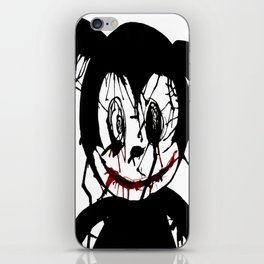 Oswald the Unlucky Rabbit iPhone Skin