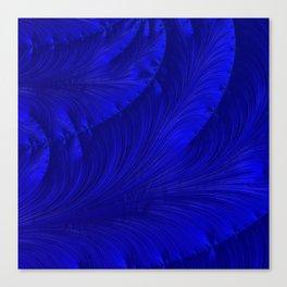 Renaissance Blue Canvas Print