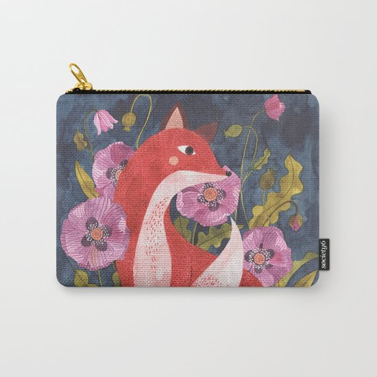 FOX & FLORA Carry-All Pouch
