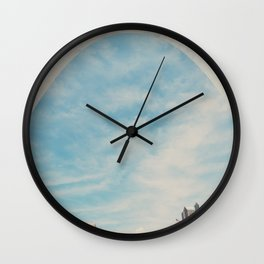 the gateway to the west ... Wall Clock