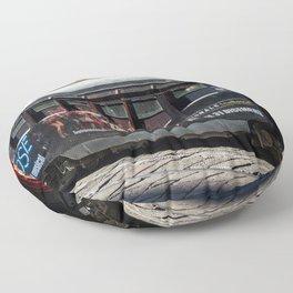 Milano Footloose Tram Floor Pillow