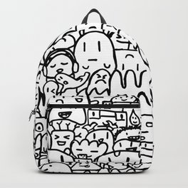 Mystic Creatures Backpack
