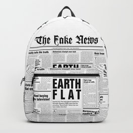 The Fake News Vol. 1, No. 1 Backpack