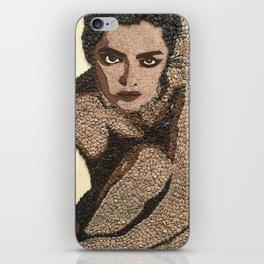 Coffee Girl iPhone Skin
