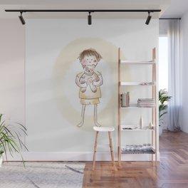 Bedtime Wall Mural