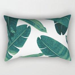 Banana Leaves - Cali Vibes #2 #tropical #decor #art #society6 Rectangular Pillow