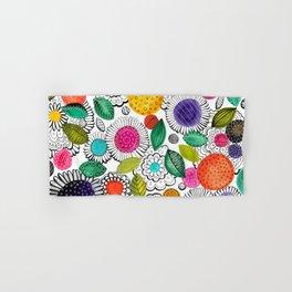 Floral Fun Hand & Bath Towel