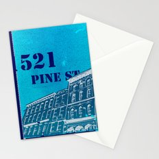 Pine St Stationery Cards