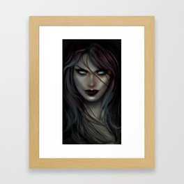 Naamah Framed Art Print