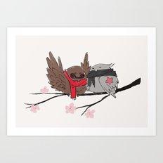 M4 Art Print