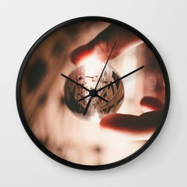 Angel Place Wall Clock