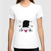 allison argent T-shirts featuring Allison Argent by smartypants