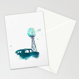 Summer Night 1 Stationery Cards