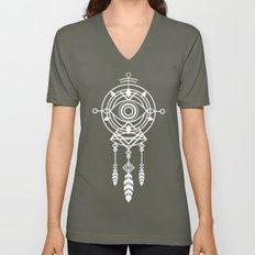 Cosmic Dreamcatcher Unisex V-Neck