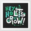 Hey ho ! Let's grow ! by felixrousseau