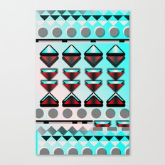 Blanketbunny Canvas Print